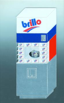 »The Brillo Machine« - AUTOMATS
